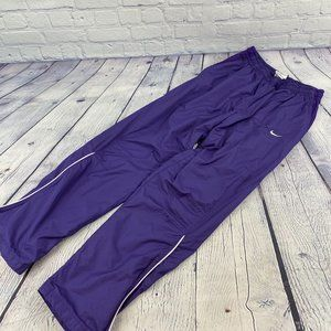 Nike Storm Fit Windbreaker Jogger Pants Purple